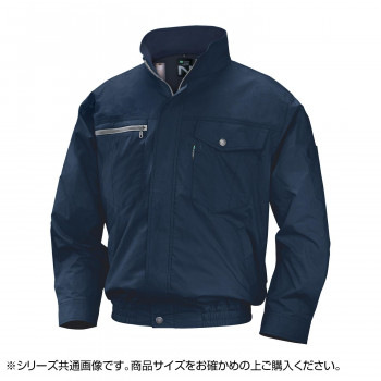 NA-2011 Nクールウェア (服 3L) ネイビー 綿 タチエリ 8211901