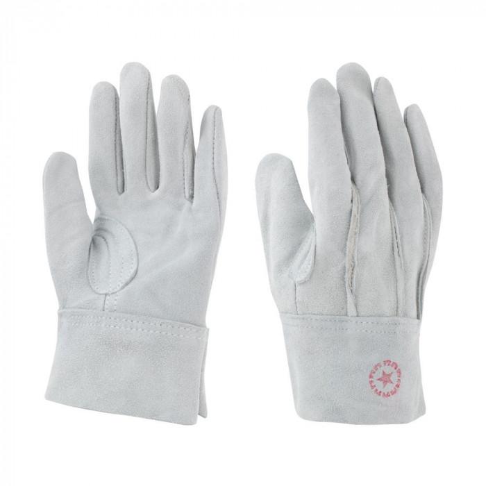 東和コーポレーション(TOWA) 手袋 牛床革 M-A パチ付(外縫い) 12双 452 フリーサイズ送料込!【代引・同梱・ラッピング不可】  【北海道・離島・沖縄は送料別】