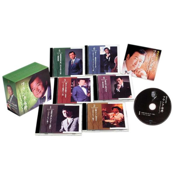 CD フランク永井 ベストヒットコレクション VFD-10077