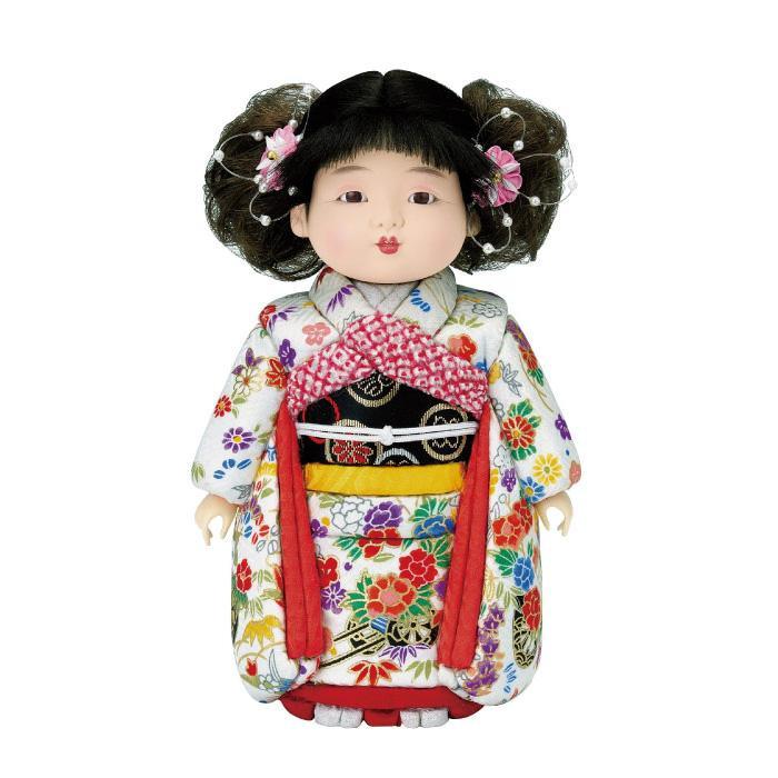 01-545 木目込み人形 愛ちゃん セット