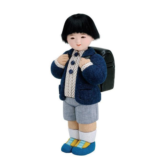 01-700 木目込み人形 希望(男) セット