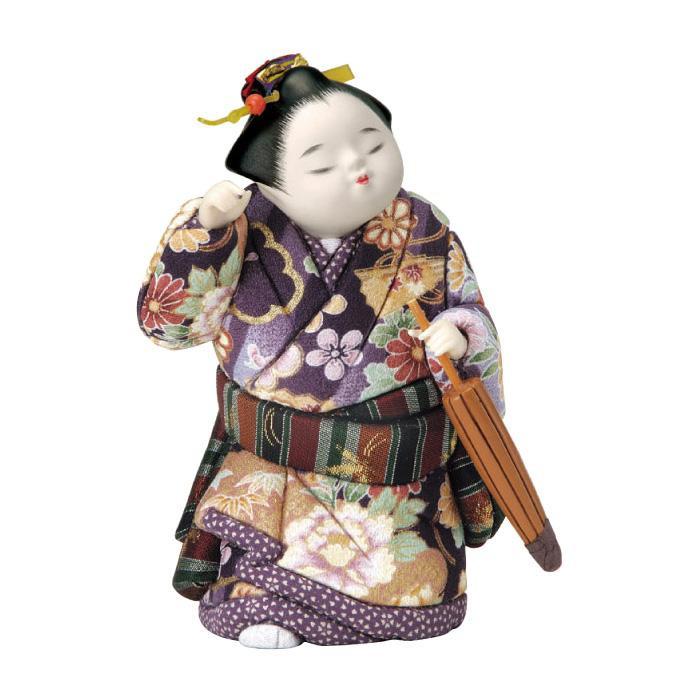 01-632 木目込み人形 時雨 セット