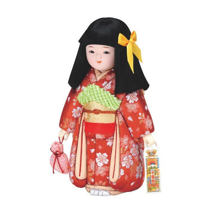 01-864 木目込み人形 七五三 セット