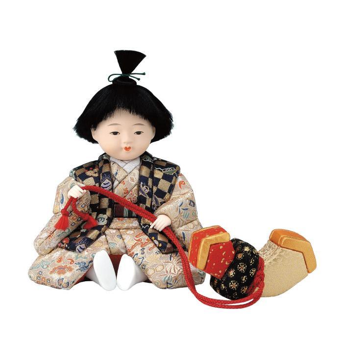 01-564 木目込み人形 飾り太刀 セット