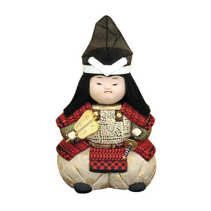 01-600 木目込み人形 武者わらべ(大) セット
