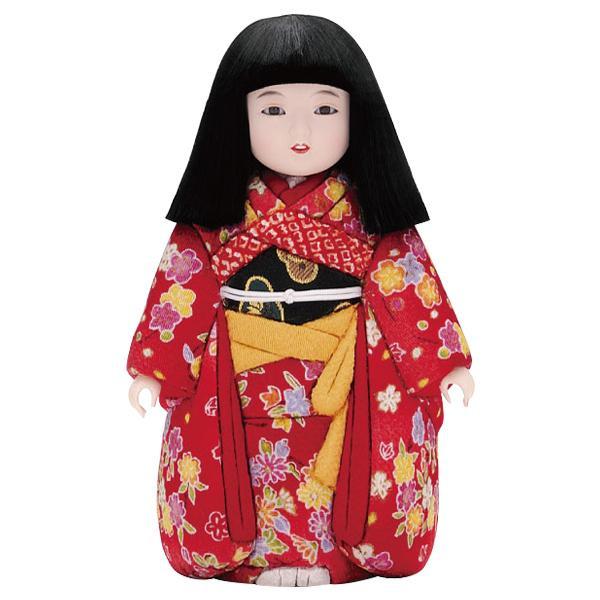 01-540 木目込み人形 明日香市松 セット