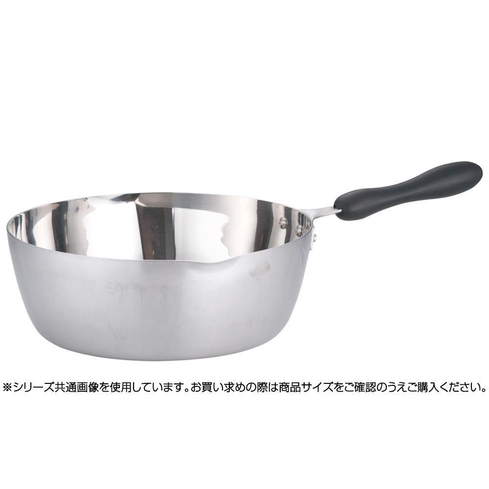 遠藤商事 TKG クラッド プラ柄雪平鍋 30cm AYK8105 6-0047-0105