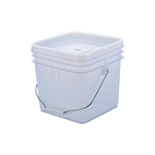 トスロン角型 密閉容器 10L 032132-001