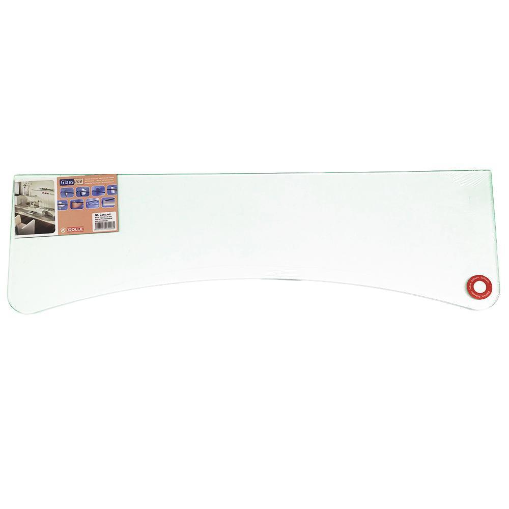KGY(ケイ・ジー・ワイ工業) グラスライン ガラス棚板 凹スタンダード つや消し DL-GL30265F【代引・同梱・ラッピング不可】