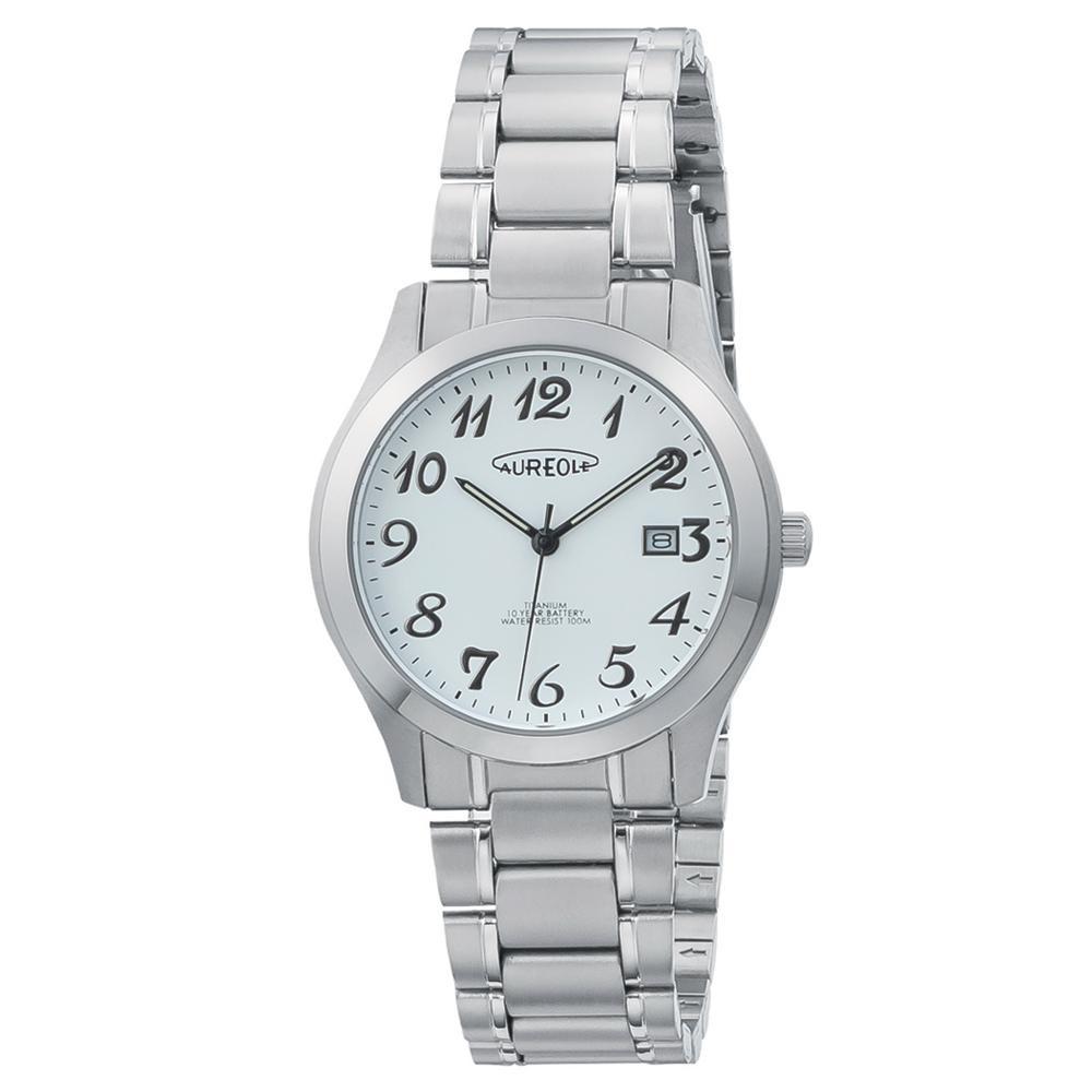 AUREOLE(オレオール) ドレス メンズ 腕時計 SW-598M-03