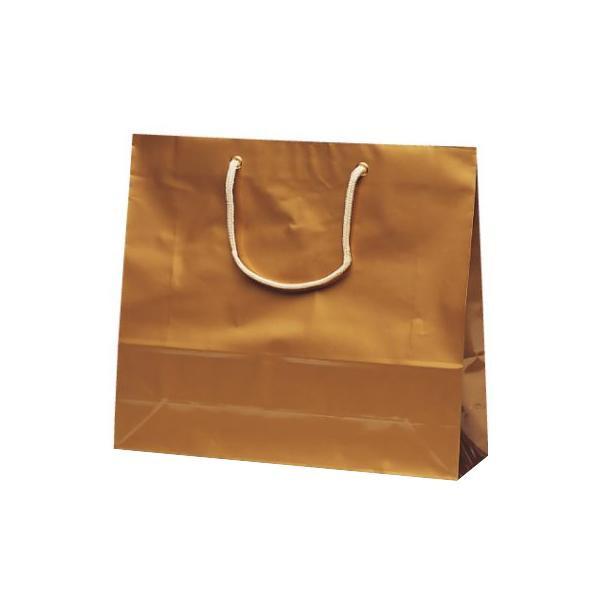 ファインバッグ 手提袋 330×100×290mm 50枚 ゴールド 1178送料込!【代引・同梱・ラッピング不可】  【北海道・離島・沖縄は送料別】