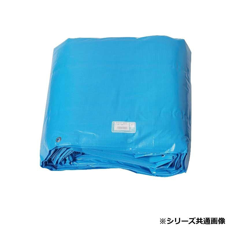 萩原工業 日本製 ♯3000 ターピーシート ブルー 9.0×9.0m 約50畳送料込!【代引・同梱・ラッピング不可】