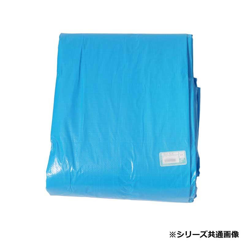 萩原工業 日本製 ♯2500 OSシート ブルー 25×25m 約385畳送料込!【代引・同梱・ラッピング不可】