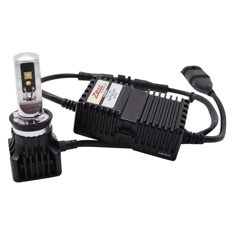 ZRAY ゼットレイ RF1 フォグライト専用LEDバルブキット H8/11/16 6500K NLRF1