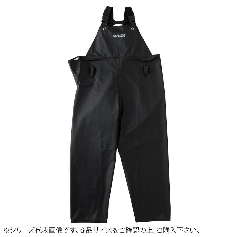 弘進ゴム ジオシス GP-302 胸付ズボン ブラック 1L G0627AW