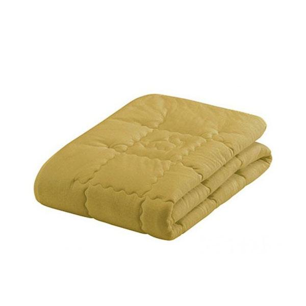 フランスベッド キャメル&ウールベッドパッド シングルサイズ 35996130