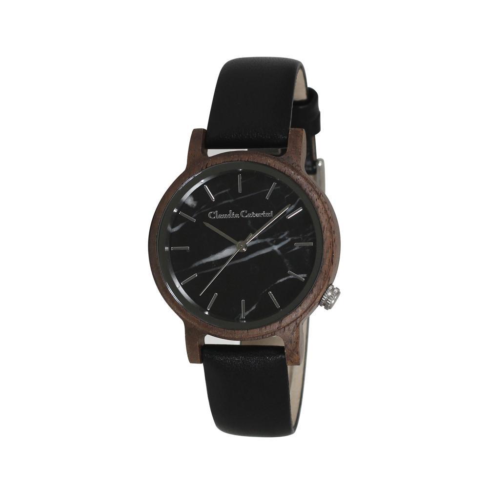 腕時計 クラウディア・カテリーニ ブラック CC-A120-BKW