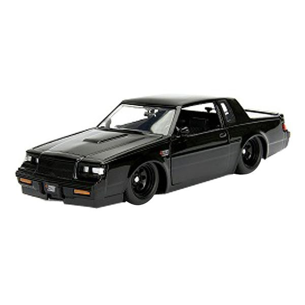 正規輸入品 Jada TOYS ミニカー 1:24 Dom's Buick Grand National 19911送料込!【代引・同梱・ラッピング不可】
