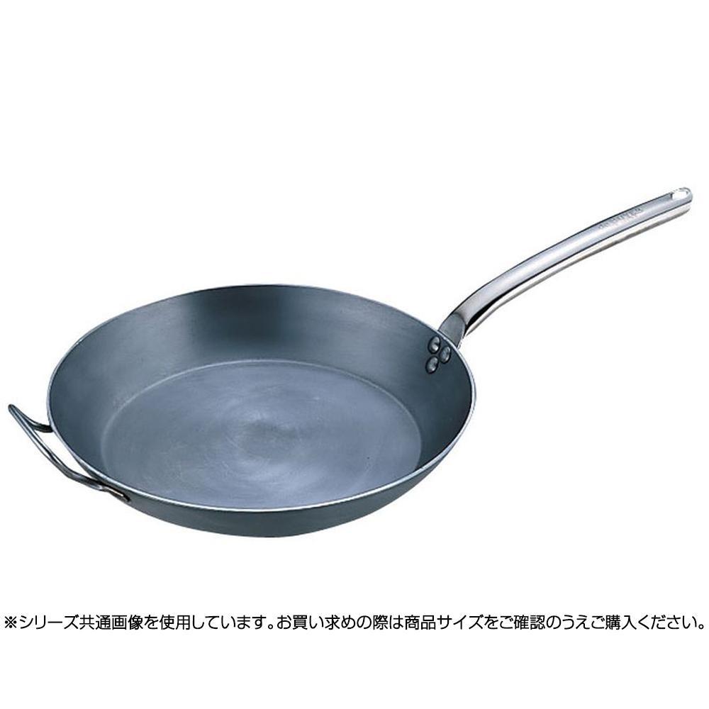 遠藤商事 デバイヤー 鉄クールハンドル フライパン 5130 40cm ADB0306 6-0098-0906