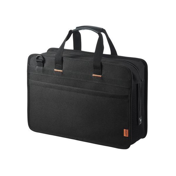 サンワサプライ らくらくタブレットPCキャリー(鍵付き) BAG-BOX5BKN