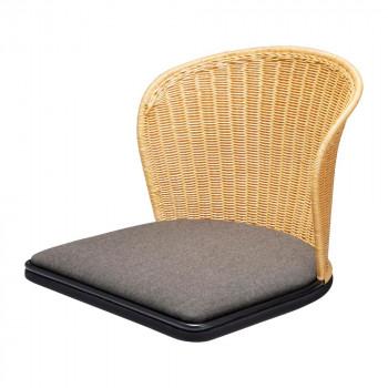 HOMEDAY 座椅子 NA(ナチュラル アッシュ) RA-808送料込!【代引・同梱・ラッピング不可】  【北海道・離島・沖縄は送料別】