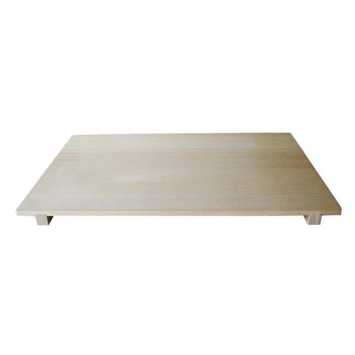 市原木工所 日本製 のし板 (足つき) 75×53×4cm 092119送料込!【代引・同梱・ラッピング不可】