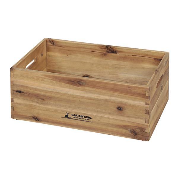 CAPTAIN STAG キャプテンスタッグ CSクラシックス 木製BOX 520 UP-2001