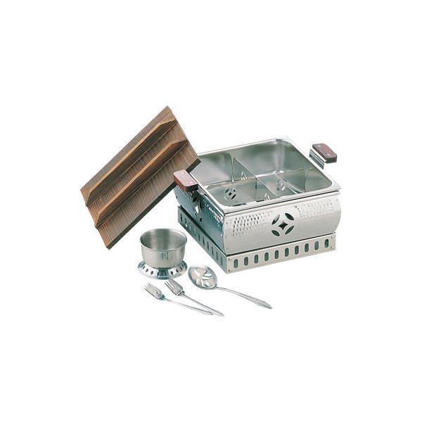 ステンミニおでん鍋湯豆腐兼用 005376-001