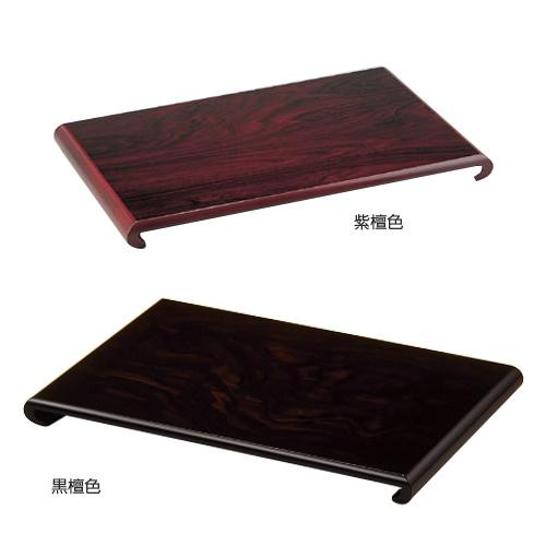 高岡銅器 木製飾台 クリ台 16号 60-04