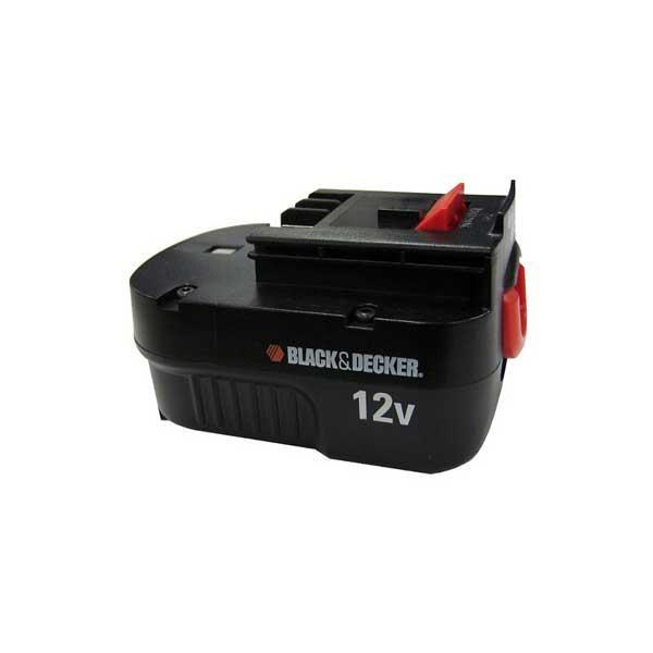 BLACK & DECKER 12V スライダーバッテリー(高容量1.7Ah) A12EX
