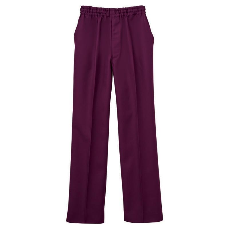 男女兼用パンツ バーガンディ SS WH11486A 2185-6359