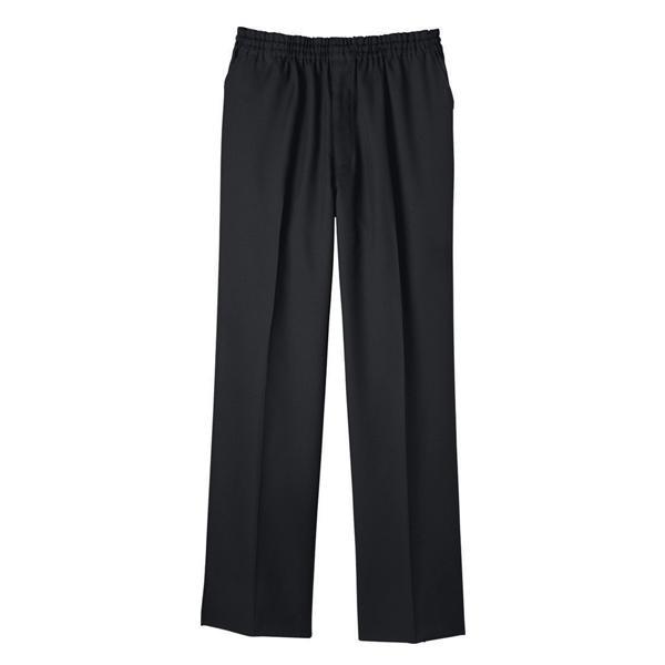 男女兼用パンツ ブラック LL WH11486 2185-6359