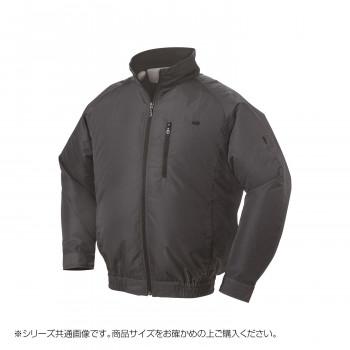 NA-301 空調服 (服 M) チャコールグレー ポリ タチエリ 8208426