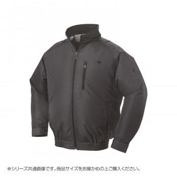 NA-301A 空調服 充黒セット M チャコールグレー ポリ タチエリ 8209849