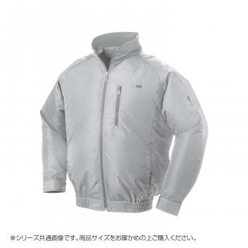 NA-301A 空調服 充白セット 4L シルバー ポリ タチエリ 8209859