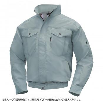NA-1111 Nクールウェア (服 L) モスグリーン チタン エリポケ 8211843