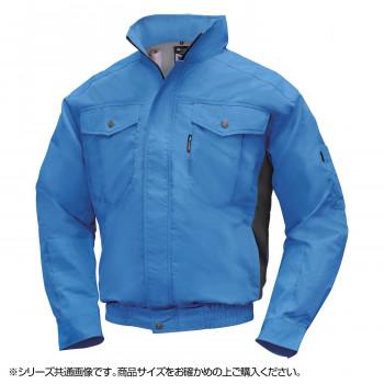 NA-1111 Nクールウェア (服 3L) ブルー/チャコール チタン エリポケ 8211859