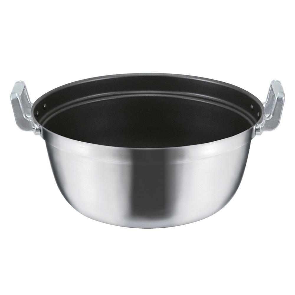 EBM モリブデンジIIプラス 料理鍋 45cm ノンスティック加工 8695710【代引・同梱・ラッピング不可】