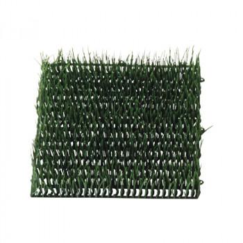 観葉物 グラスマット ツートン/グリーン 12枚セット FD3800 アレンジメント送料込!【代引・同梱・ラッピング不可】