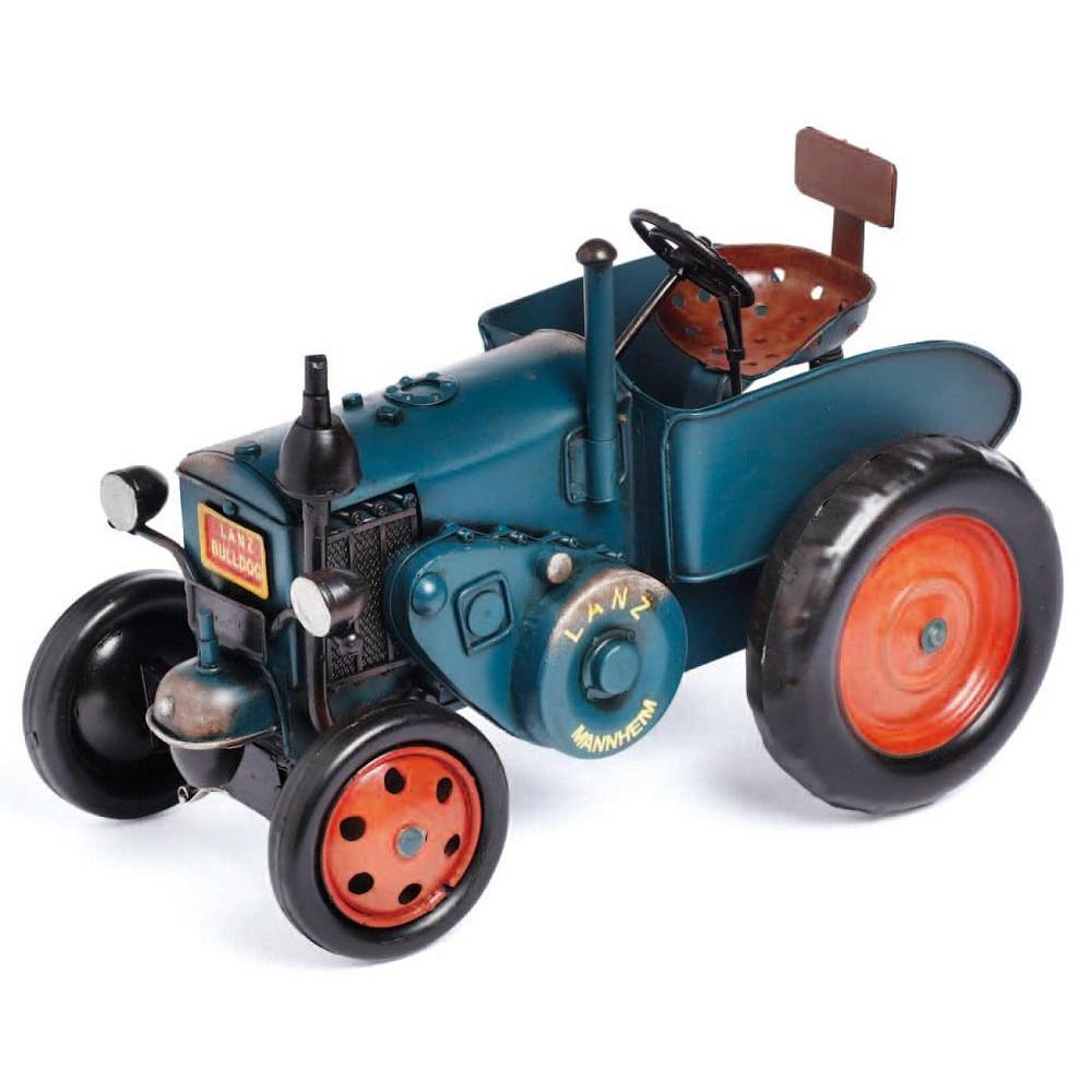 ブリキのおもちゃ(tractor) 27602