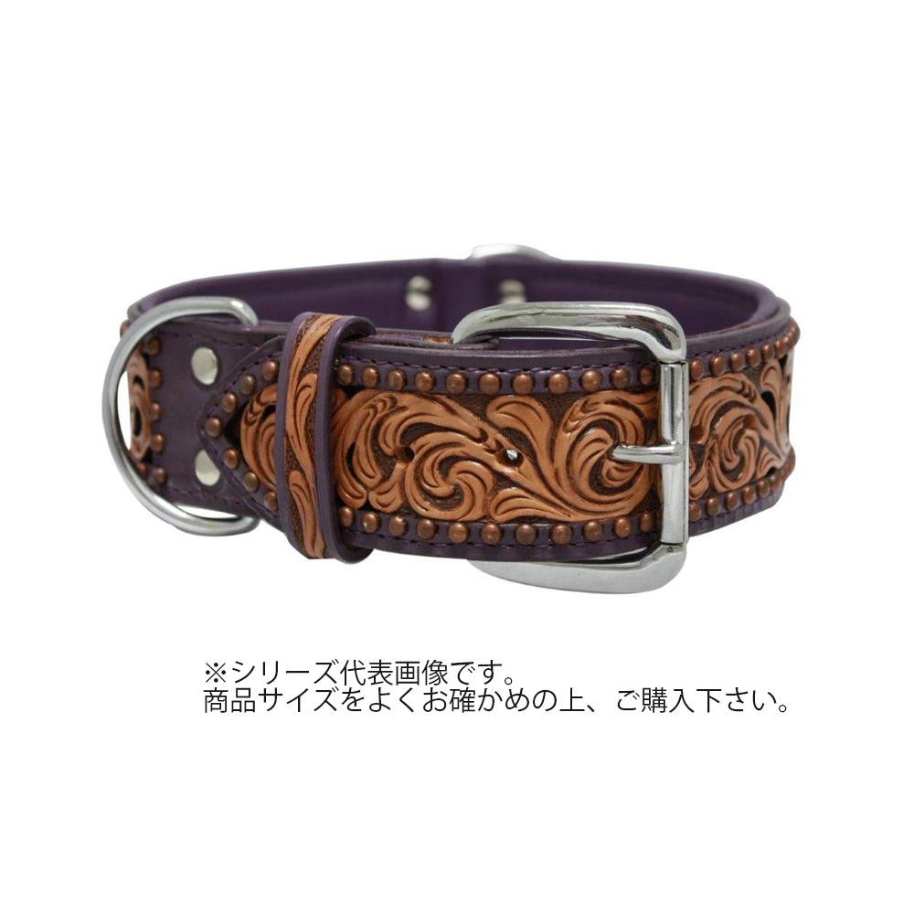 Angel San Antonio Collar 犬用首輪 Purple 11050