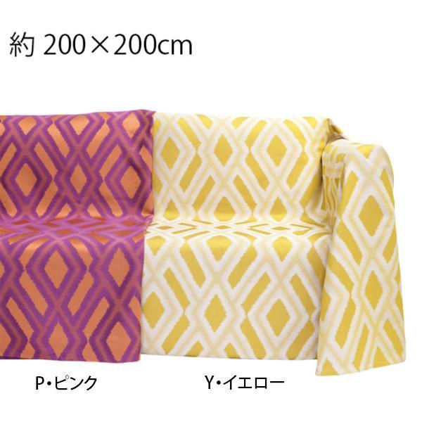 川島織物セルコン selegrance(セレグランス) セグリー マルチカバー 200×200cm HV1451