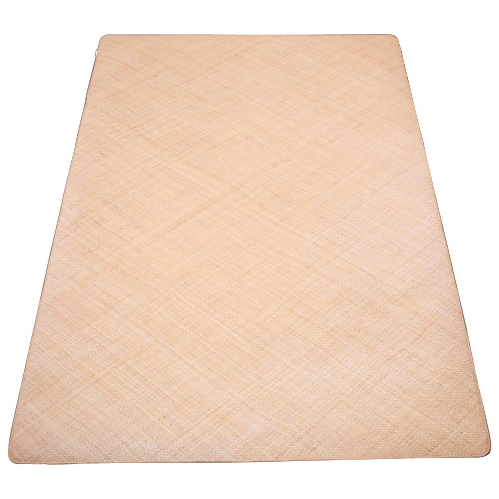 籐本手織り あじろ編みカーペット 3畳(約176×261cm) AJRWE3
