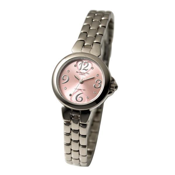 アレサンドラオーラ Alessandra Olla 腕時計 AO-825 PK
