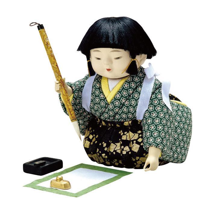 01-436 木目込み人形 お習字 セット