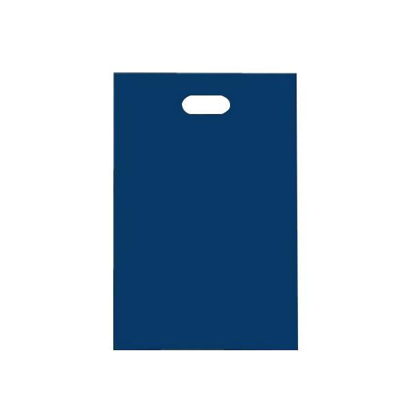 シティバッグ ポリ手提袋 S 290×440mm 500枚 ネイビー 4205送料込!【代引・同梱・ラッピング不可】  【北海道・離島・沖縄は送料別】