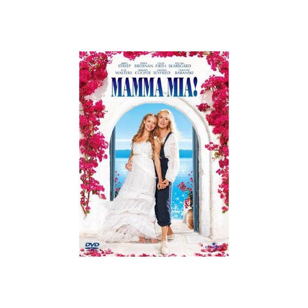 MAMMA MIA! Mamma Mia! DVD GNBF2618