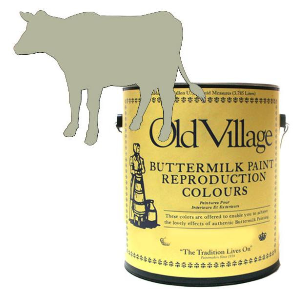 Old Village バターミルクペイント ピクチャー フレーム クリーム 3785mL 605-07131 BM-0713G