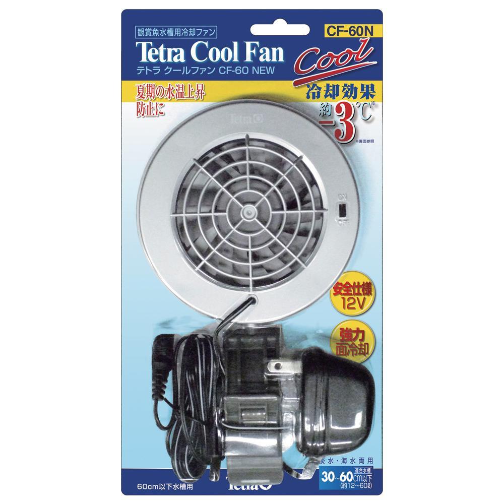 Tetra(テトラ) クールファン CF-60 NEW (適合水槽30~60cm用) 24個 75071【代引・同梱・ラッピング不可】