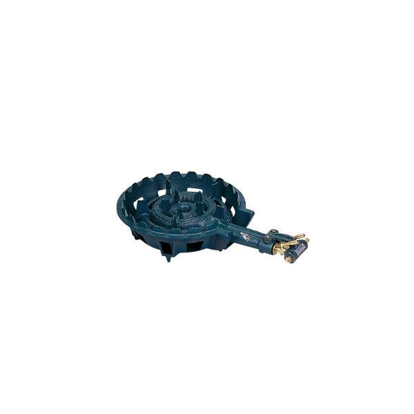 鋳物コンロTS-210H バーナー丈都市ガス 010072-008